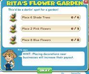 Rita's Flower Garden