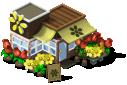 Flower Kiosk Level 2-SE
