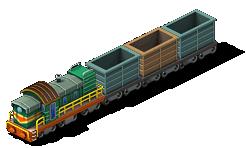 Cargo Train-SW