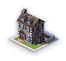Rustic Mansion