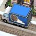 Blue Supply Truck