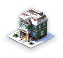 Winter Mansion