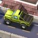 Jacked-up Pickup