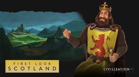 Civilization VI Rise and Fall – Шотландия. Первый взгляд (англ