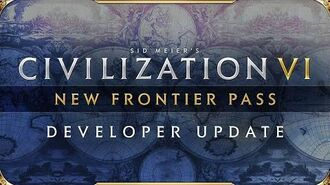 Civilization VI - New Frontier Pass (англ.)