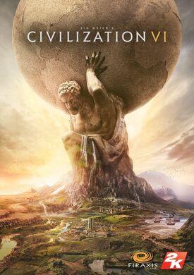 Civilization VI обложка