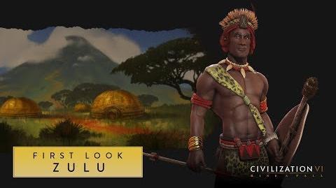 Civilization VI Rise and Fall – Зулусы. Первый взгляд (англ