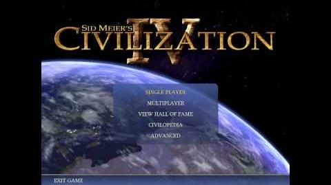Civilization IV Soundtrack Title Screen (Baba Yetu) (версия из игры)