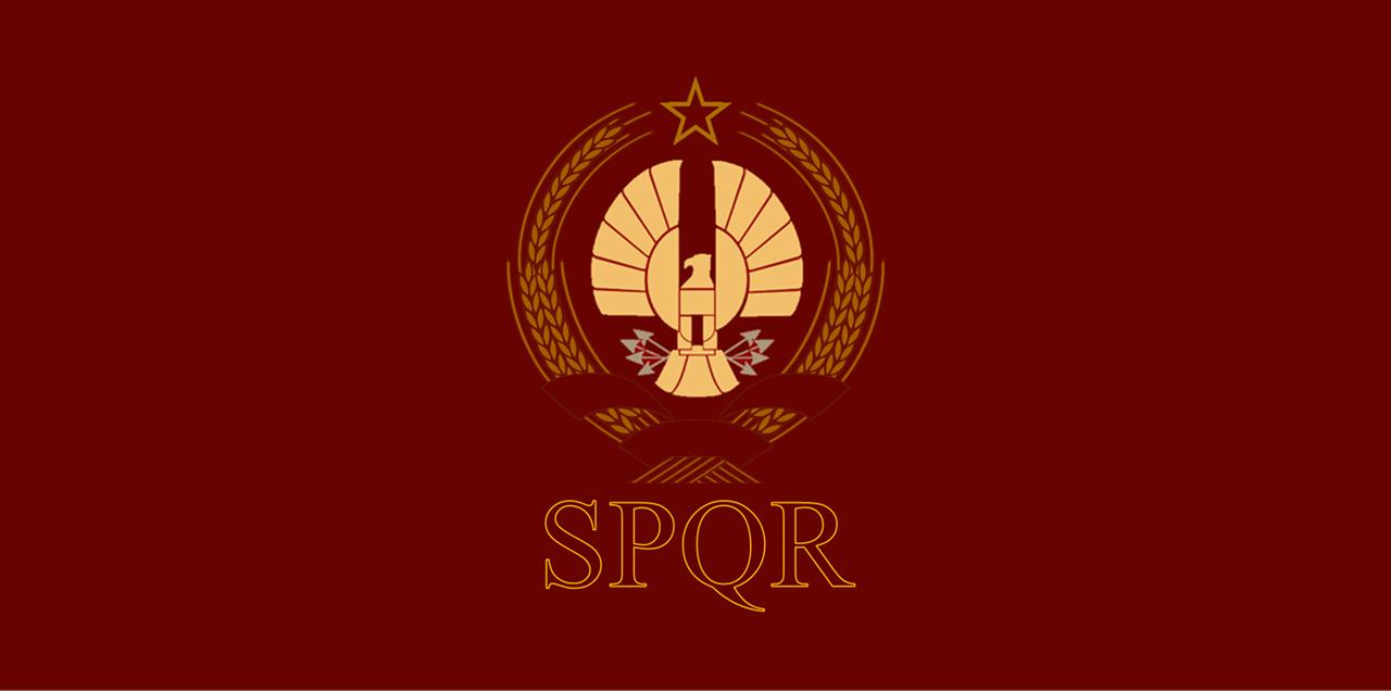 флаг древнего рима картинки нацелена
