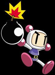 Bomberman-art-work-style