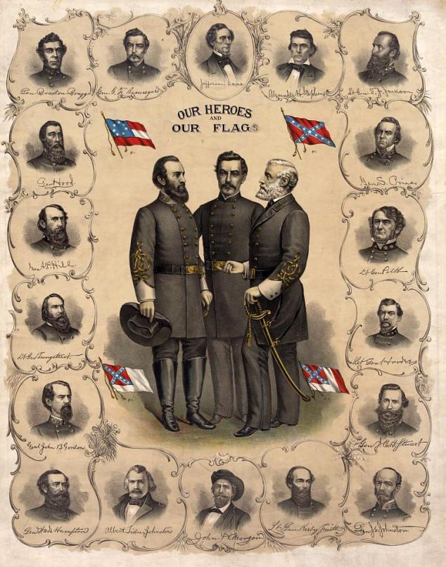 Generals-confederate