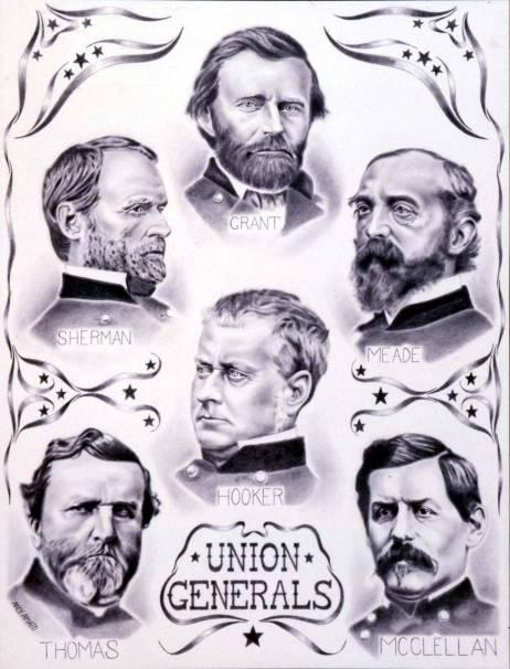 UnionGeneralsII