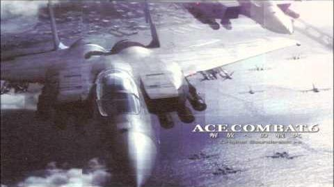 A Brand New Day ( Ending Theme) - (with lyrics) - 62 62 - Ace Combat 6 Original Soundtrack