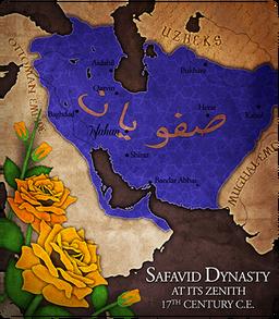 Safavid Map512