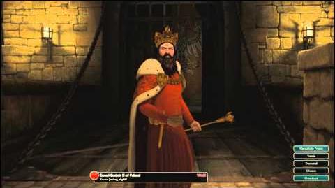 Civilization V OST - Casimir War Theme - Bóg się rodzi