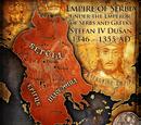 Serbia (Dusan)