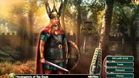 Vercingetorix - Gauls - War