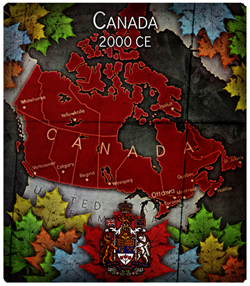 Canada (Lester B  Pearson) | Civilization V Customisation