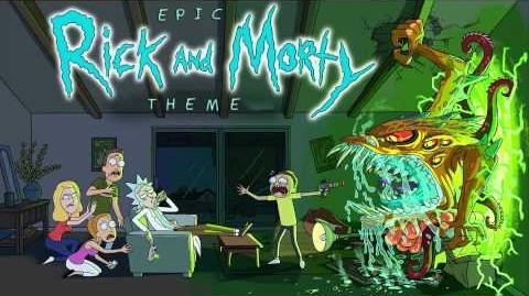 EPIC Rick and Morty Theme (Cover)