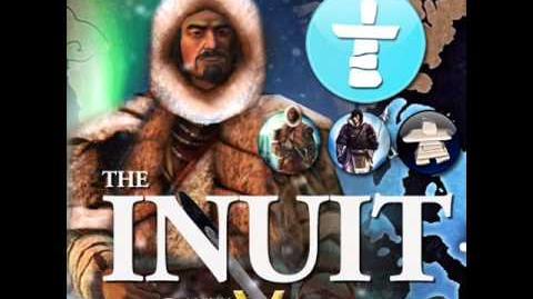 Inuit - Ekeuhnick Peace