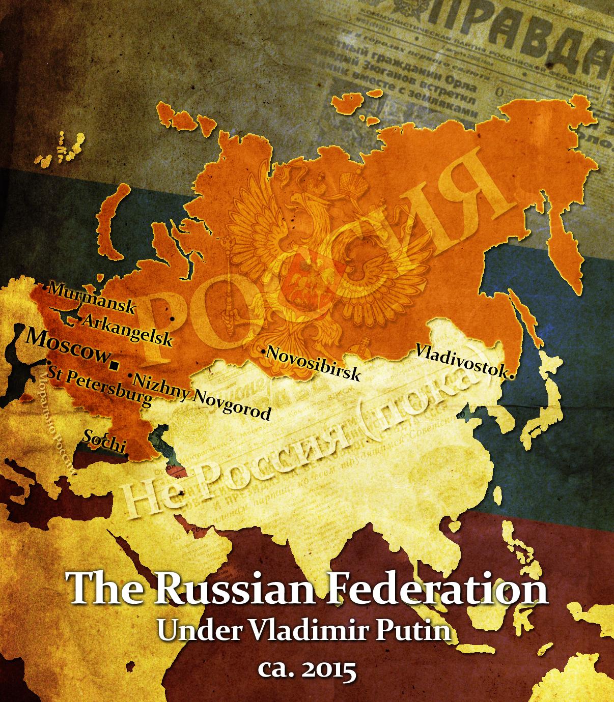 Russia (Putin)   Civilization V Customisation Wiki   FANDOM