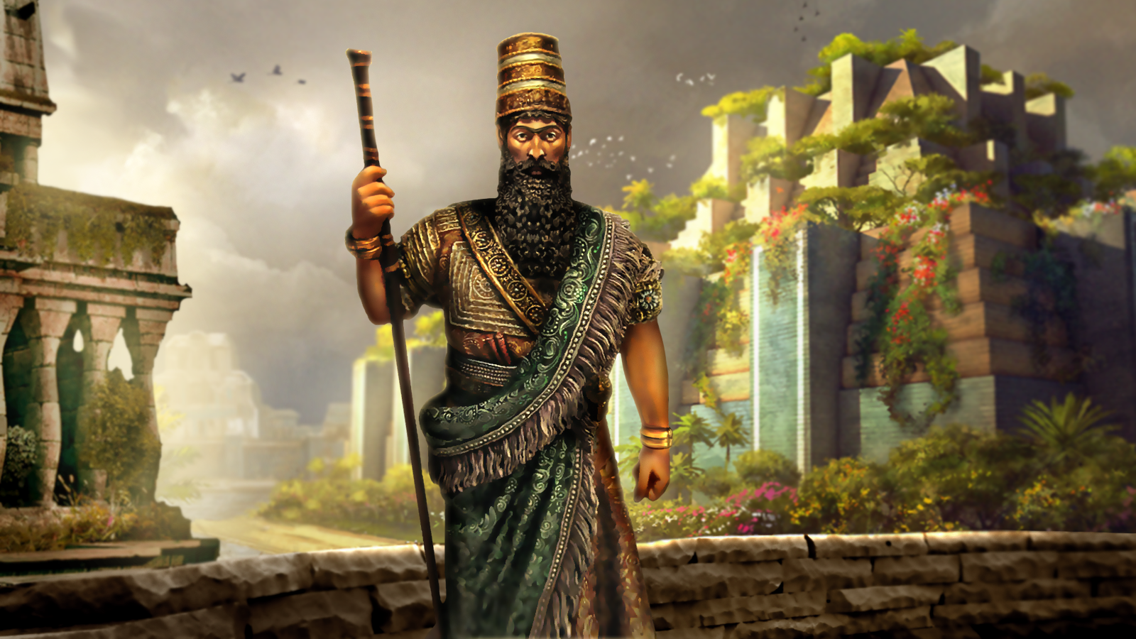Akkad (Sargon) | Civilization V Customisation Wiki ...