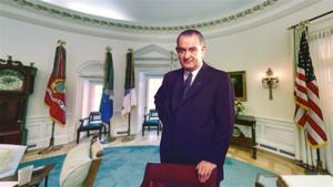 Lyndon B Johnson -without