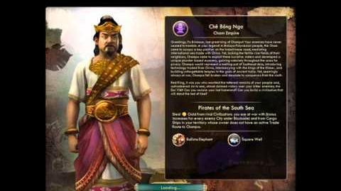 Che Bong Nga - Champa War