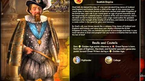 Scotland - James VI War