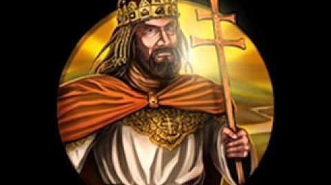 Kingdom of Hungary - Stephen I Peace