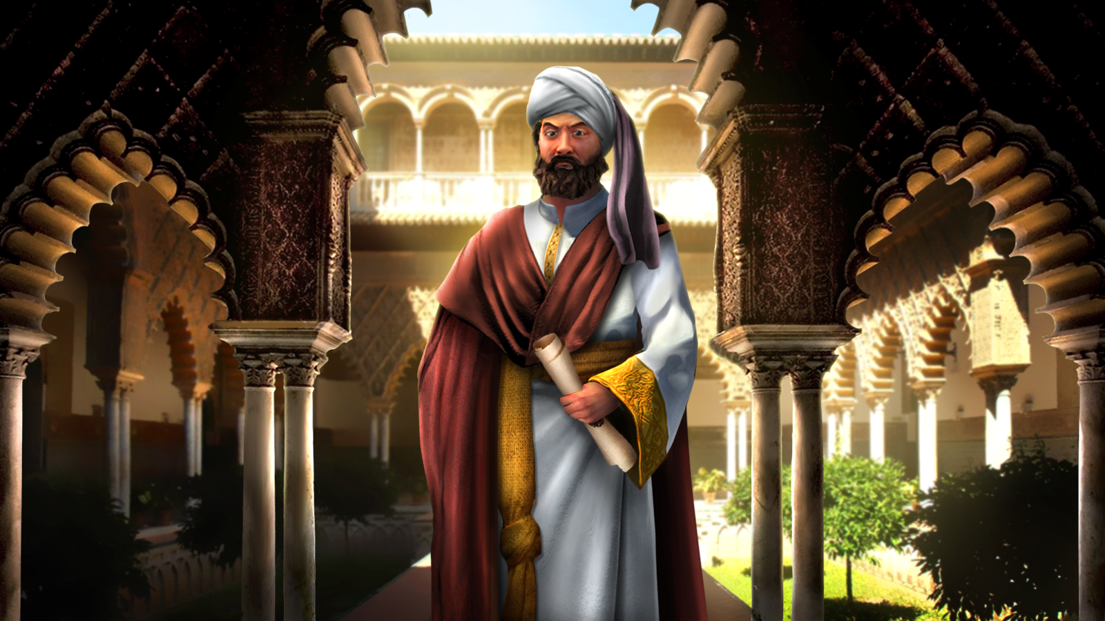 The Moors Abd Ar Rahman Iii Civilization V Customisation Wiki