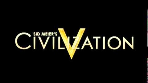 Civilization 5 OST - Wu Zetian War - China - Gao Shan Liu Shui