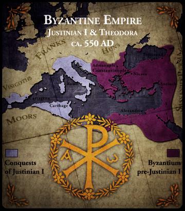Byzantium (Justinian I) | Civilization V Customisation Wiki
