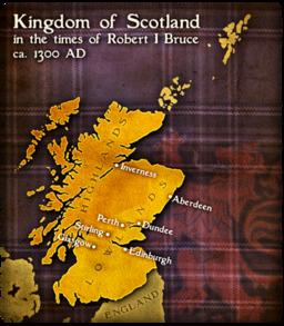 MC Scotland Map