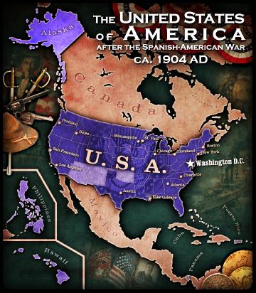 America (Teddy Roosevelt) | Civilization V Customisation Wiki