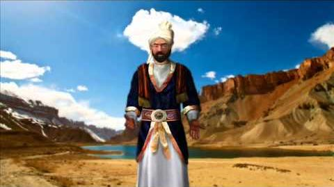 Afghanistan - Mirwais Hotaki Peace