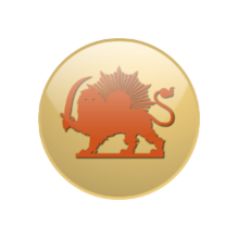 Afsharid colours icon