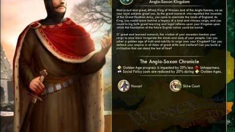Anglo-Saxon - Alfred War