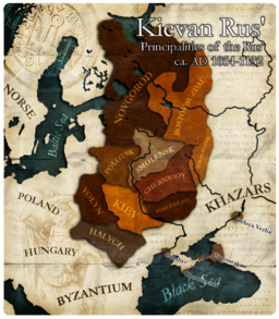 Kievan Rus Map Mod