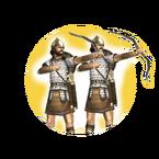 Mathalx Basilikoi Toxotai Icon