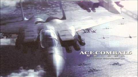 Bartolomeo Fortress - 16 62 - Ace Combat 6 Original Soundtrack