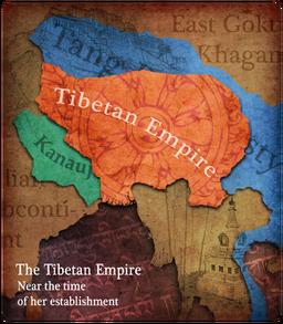 Tibet Map512