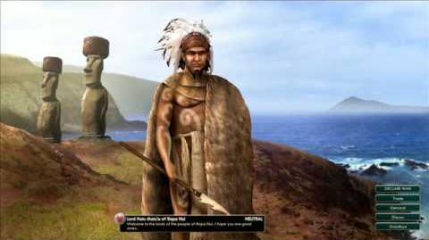 Rapa Nui - Hatu Matu´a War