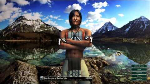 The Blackfoot Confederacy - Crowfoot Peace