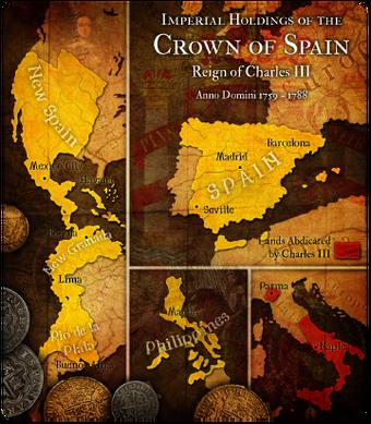 foto de Spain (Carlos III) | Civilization V Customisation Wiki | Fandom