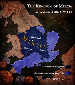 MC Mercia Map