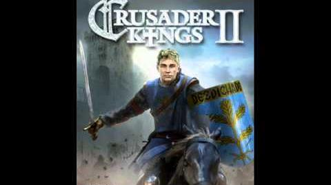 Crusader Kings II Soundtrack - Saladin arrives at Jerusalem