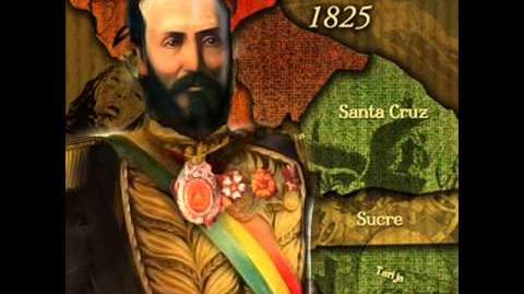 Bolivian Republic - Isidoro Belzu War