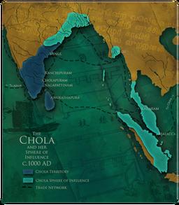 Chola Map