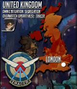 United Kingdom (Tracer)